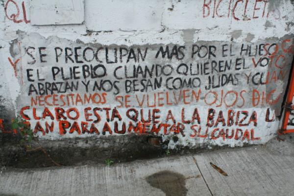Foto: Juan E. Flores/ Plumas Libres