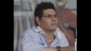 Alejandro Almazán es egresado de la UNAM, fue miembro fundador de 'Milenio' y 'Emeequis' (Cuartoscuro/Archivo).