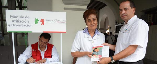 Instala Gobierno Municipal Módulo De Afiliación Al Seguro