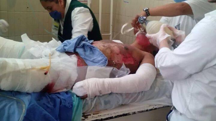 Fueron 8 los policias muertos tras ataque de delincuentes - plumas libres