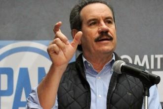 Juan Bueno Torio diputado federal por el PAN aspirante a la candidatura al gobierno de Veracruz