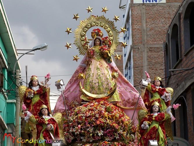 clase alta Virgen semen