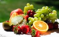 Las frutas y verduras son excelentes fuentes de fibra que te hacen depurar tu colon
