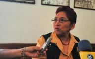 La titular de la Comisión Estatal para la Atención Integral a Víctimas del Delito, Mireya Toto Gutiérrez es acusada de prepotencia/Fotover