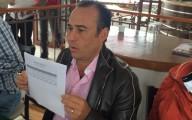 Armel Cid de León Díaz califica de golpeteo del gober  Javier Duarte la acusación/Plumas Libres