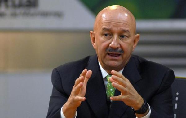 Carlos Salinas De Gortari 2015