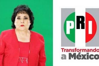 Miles de ciudadanos protestaron en las redes sociales por la designación de Carmen Salinas y otros a diputada federal por el PRI