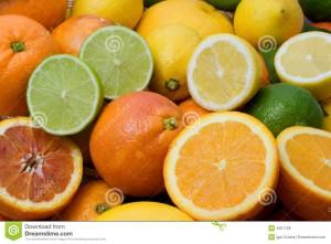 Incrementa tu consumo de vitamina C, naranja, toronja, limón, guayaba y demás