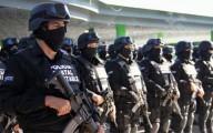 La policia estatal de Arturo Bermudez toma control de Medellín a partir de mañana