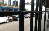 Los abarroteros dicen que la policia en Xalapa sólo se pasea/ Foto F.de luna