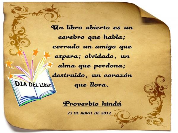 Hoy es d a internacional del libro plumas libres for Partes de una biblioteca