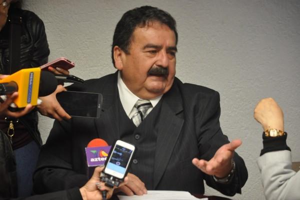 El Presidente de la Comisión Estatal de Derechos Humanos, Fernando Perera Escamilla/Fotover
