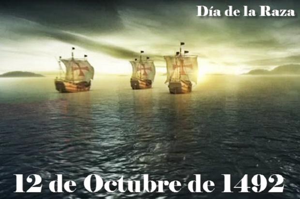que se celebra el 12 de octubre