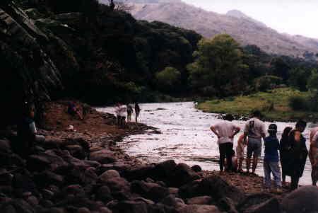 Semarnat autorizó a Minera Gavilán S.A de C.V, subsidiaria de Goldcorp, explotación de cobre en Mina de Tinajitas, municipio de Actopan, destruirán la belleza natural de la región