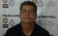 Esteban Guzmán es originario del municipio de Molocán y fue detenido por matar a su perrita, tras denuncia de un vecino