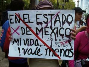 Es el estado de México el lugar más peligroso para las mujeres, a diario asesinan y secuestran niñas y mujeres sin que autoridades hagan algo
