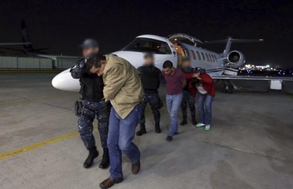 Arresta la Gendarmería Nacional a jefe de plaza del Cartel