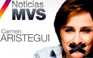 MVS censuró a Carmen Aristegui por ordenes presidenciales