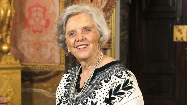 "Elena Poniatowska obtiene el Premio Biblioteca Breve, por su novela ""Leonora"","