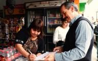 Recolecta  firmas Juan Bueno Torio en Tezonapa y Omealca para registrar su candidatura independiente al gobierno de Veracruz