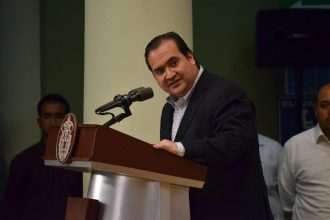 Javier Duarte de Ochoa ha sido el gobernador más insaciable y deja huellas de todas sus fechorías/ www.fotover.com.mx