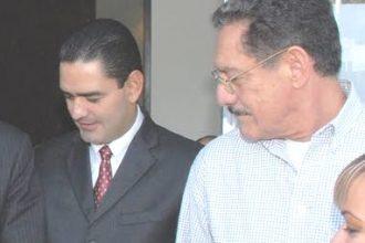 Francisco Montes de Oca López y Fernando Montes de Oca Zárate.