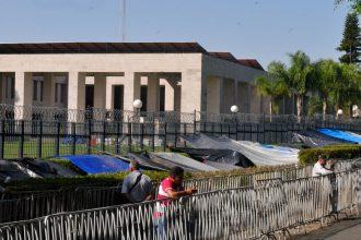 Aspectos del Palacio Legislativo/Fotover