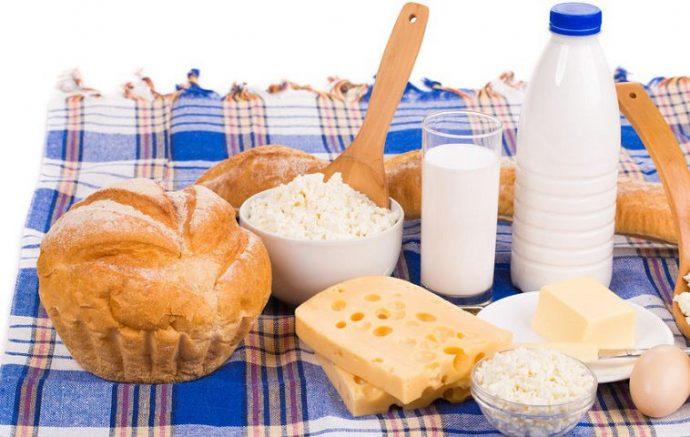 Consumir lácteos en abundancia te produce mucha flema y enfermedad