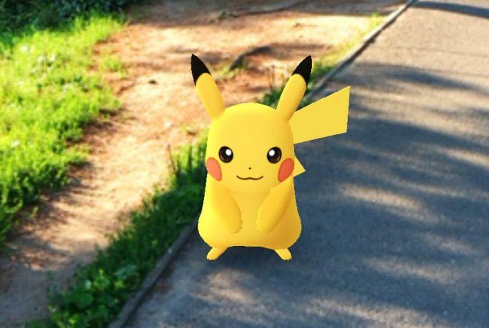 Capturar-a-Pikachu-en-Pokémon-Go-