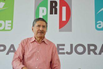El dirigente del PRI, Amadeo Flores Espinoza/Fotover