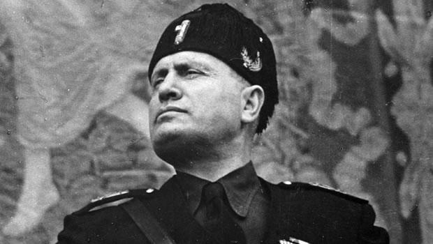 Benito Mussolini dictador, nace un 29 de agosto