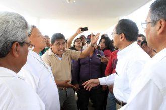 Desesperados los trabajadores de Veracruz porque empresa contrata a foráneos en Clorados III