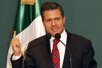 Enrique Peña Nieto sin resultados.