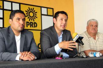 Ángel Ávila Romero consejero nacional del PRD