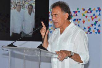 Miguel Ángel Yunes gobernador electo de Veracruz dice que antes que permitir que los pillos se roben el dinero de impuesto a la nómina, lo desaparece.