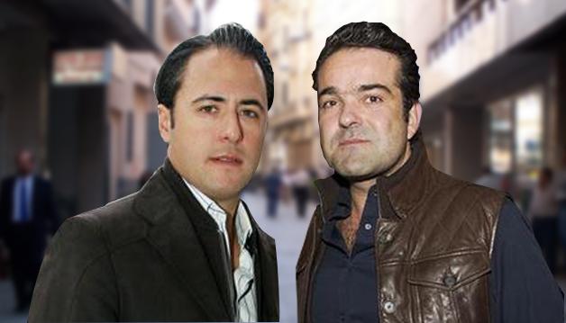 Moisés Mansur y Jaime Porres los dos principales prestanombes de Javier Duarte de Ochoa