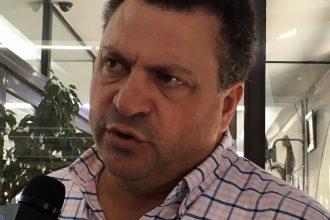 Luis Exome Zapata presidente de la CANACAR en Veracruz.