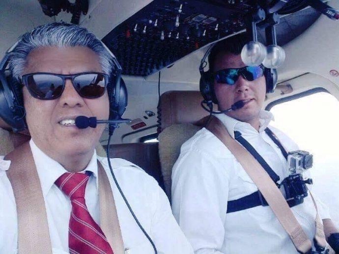 Los pilotos en aeropuerto de Lencero están listos para cualquier emergencia de salida de Javier Duarte