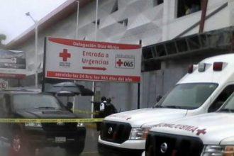 Hombres armados accesaron a la Cruz Roja y asesinaron a joven/ Plumas Libres
