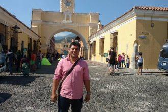 Se llamó Jorge Eduardo Ponce Soto, miembro activo del PAN en Cárdel y tenía 27 años de edad.
