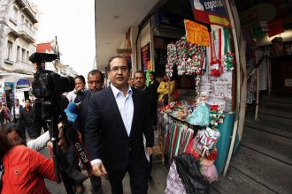 Antes que la PGR un juez podría separar del cargo a Javidú por incumplir un mandato legal/ www.fotover.com.mx