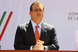 Bancada del PRI también analiza probable desafuero de Duarte para que pueda responder ante PGR/ www.fotover.com.mx