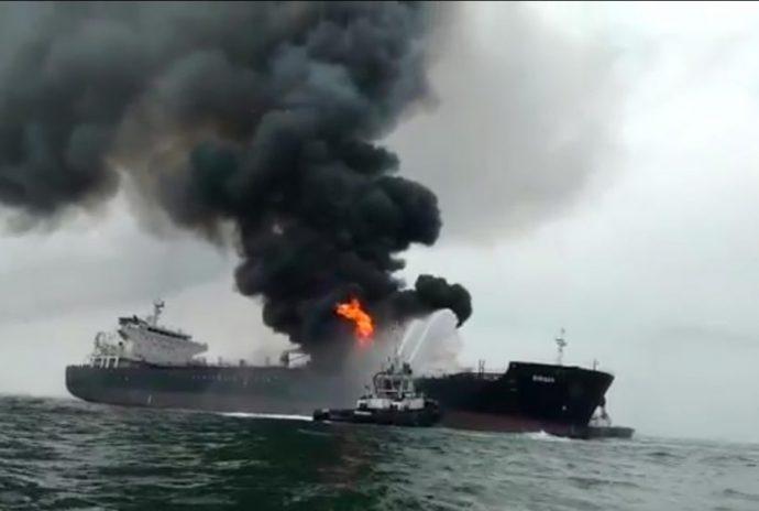 Pésima actuación de APIVER, capitanía de puertos o burda estrategia de autoridades para vender buques de Pemex como chatarra
