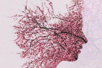 perfil-con-flores-representando-el-olvido-del-alzheimer