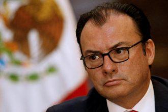Luis Videgaray Caso, renunciado porque tenía que rodar alguna cabeza, no por su incompetencia