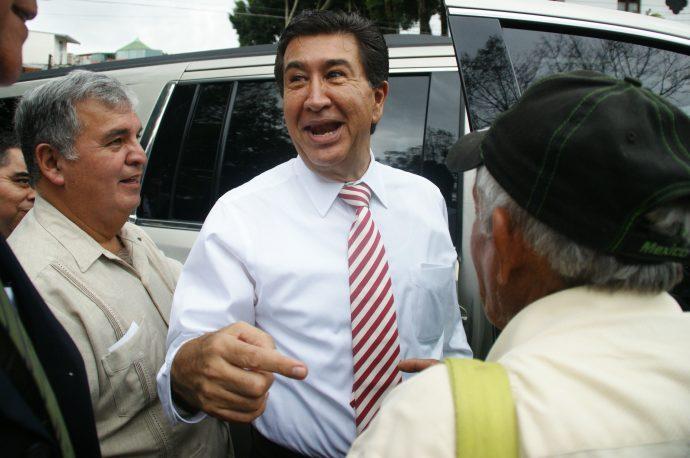 El senador Héctor Yunes Landa /Fotover