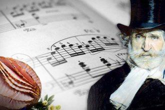 Giusepe Verdi extraordinario compositor de opera italiano