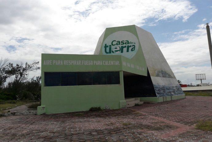 Fallido proyecto ecológico en el Puerto de Veracruz/Plumas Libres