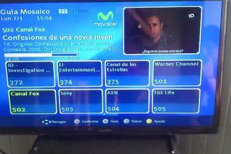 Una vez más ciudadanos deben reprogramar sus televisores viejitos para  poder recibir señal a partir de hoy