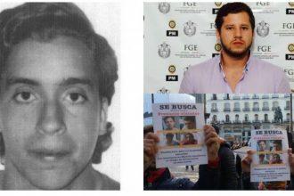 Diego Cruz Alonso está detenido en España acusado de participar en una violación tumultuaria a menor de edad, también está detenido Enrique Capitaine Marin